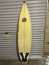 Raw surfboard Upper Coomera Gold Coast North Preview