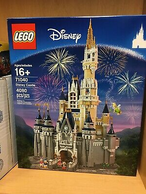 LEGO Disney Princess The Disney Castle 71040  Tinkerbell Mickey Minnie Donald +