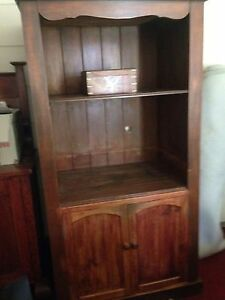 Tv Cabinet/ Bookcase For Sale! Inverell Inverell Area Preview