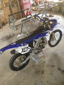 WR450F Taranganba Yeppoon Area Preview