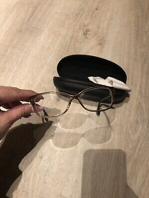 Orig. Giorgio Armani Brille Brillengestell Braun Top mit Etui