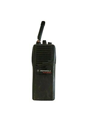 Motorola Radius Gp350 Two Way Radio With Antenna