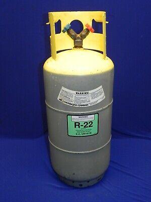 Large Refrigerant Recovery Reclaim Cylinder Tank 4bw260 Worthington Wc-38.1
