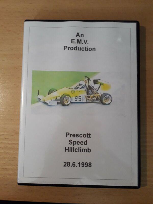 Prescott+Speed+Hillclimb+28.6.1998+DVD+