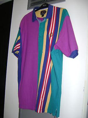 Ralph Lauren Multi-colour Polo Shirt-Pants Set - Size L / 36 (W) + BONUS