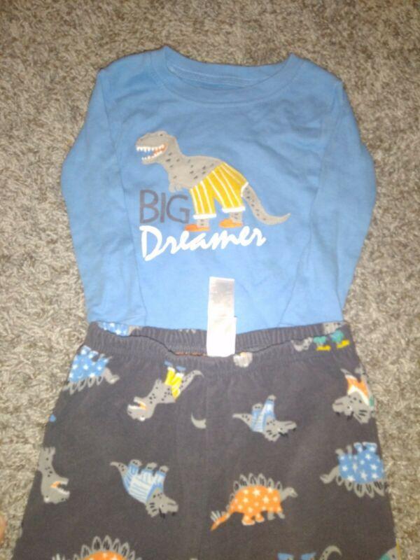 Carters 18 Months Boys Dinosaur Pajamas