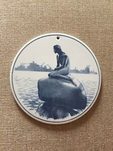 Royal Copenhagen Little Mermaid 1951