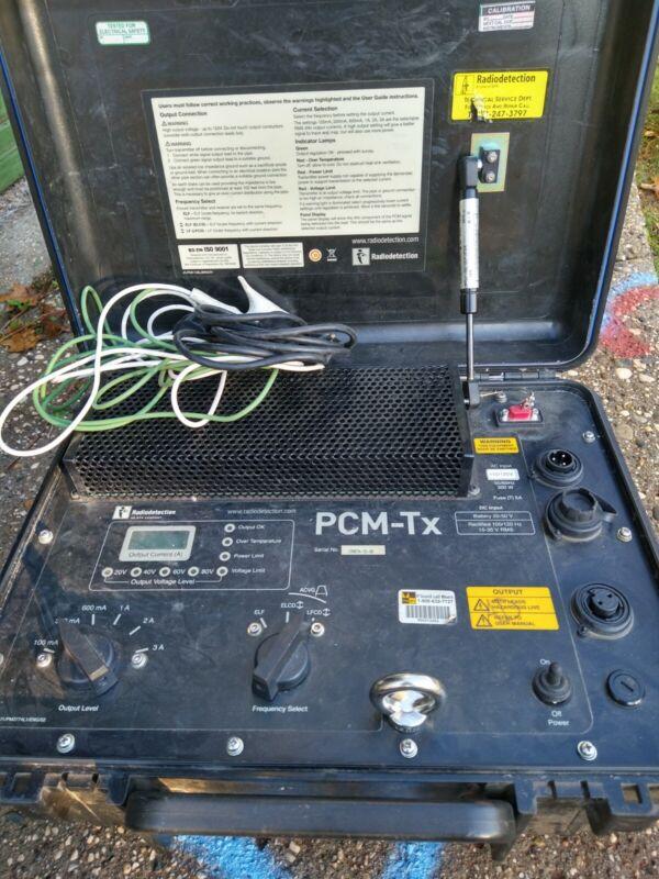PCM-Tx Radio detection Transmitter