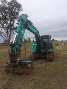 Kobelco Excavator Lambs Valley Glen Innes Area Preview