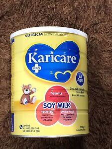 KariCare + Plus Soy Milk Baby Milk Formula Birth to All Ages Un-Opened Woodcroft Blacktown Area Preview