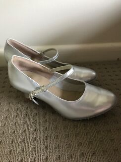 Girls dance or costume shoes