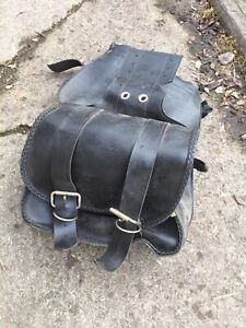 Motorcycle Soft Sided Panniers