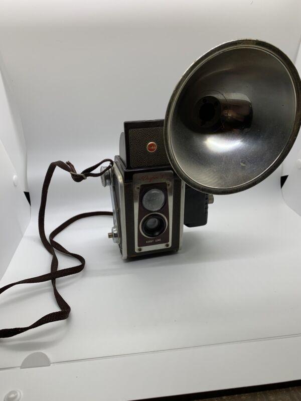 Kodak Duaflex IV Camera With Flash
