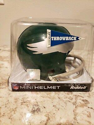 Riddell NFL Philadelphia Eagles (59-69)  2-bar Mini-Helmet for sale  Shipping to Canada
