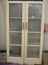 French Doors Art Deco Style Wavell Heights Brisbane North East Preview