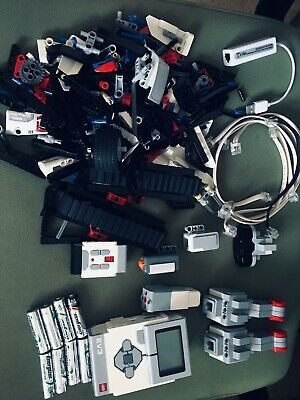 Lego Mindstorms EV3 31313 Used Great Condition!!!! Full Complete