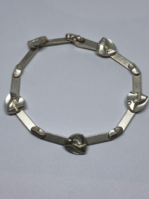 Lapponia Sterling Silver  Bracelet Finland
