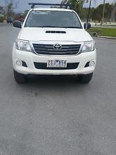 2013 TOYOTA SR HILUX 4X4 AUTOMATIC West Beach West Torrens Area Preview