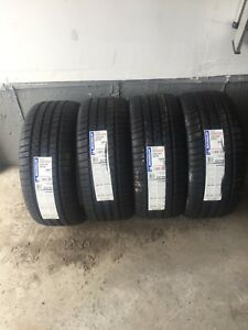 Brand new 245-40-19 Michelin Pilot sport AS3+