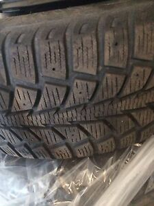 sell 4winter tires with rims