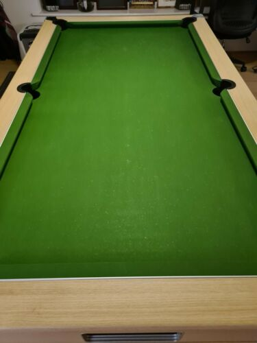 7ft Slate Bed Monarch DPT Pool Table