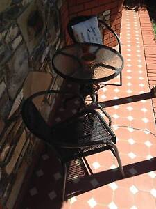 3 Piece Outdoor Table and Chair Set Hope Valley Tea Tree Gully Area Preview