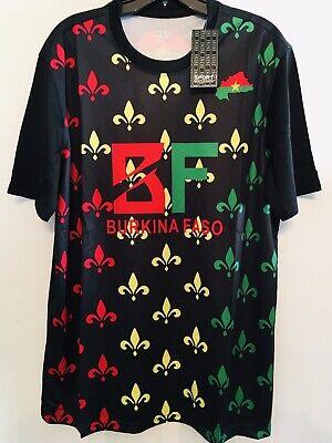 2021 Burkina Faso World Cup Qualifying Training Soccer jersey XL