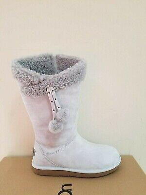 Ugg Australia  Women's Plumdale Cuff Shearling Tall  Boots  Size 9 NIB for sale  Mansfield
