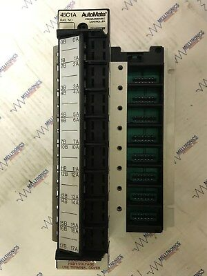 Reliance Electric Automate 45c1a Programmable Controller