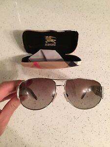 Burberry and Prada sunglasses