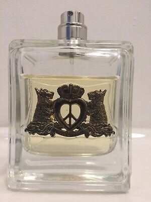 Juicy Couture Peace And Love 100ml Eau De Parfum 90% Full.
