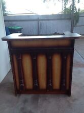 Timber bar with 4 wooden stools Renmark Renmark Paringa Preview