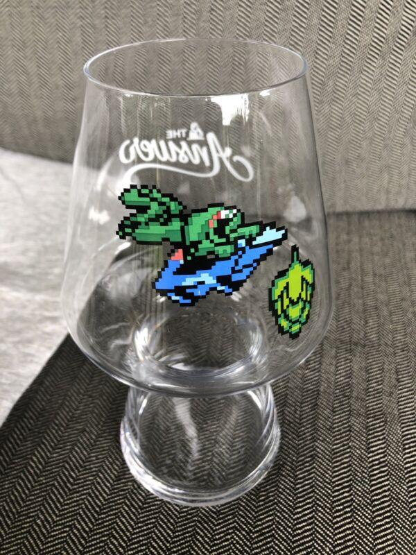 The Answer Brewpub Battletoads Glass