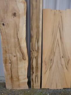 Timber - Tasmanian Sassafras, Leatherwoo, Blackwood and Huon Pine