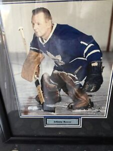 Johnny Bauer hockey collectables