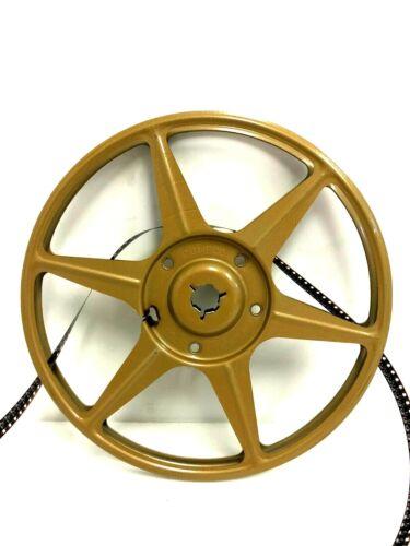 """Gold Compco 7"""" 400ft. Metal Film Reel 8mm"""