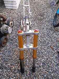 Thumpster frame with suspension Wallsend Newcastle Area Preview
