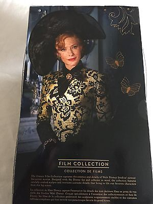 Disney Store Lady Tremaine Doll Cinderella Film Collection Live Action New