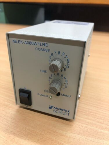 1PC MORITEX MLEK-A080W1LRD Single channel LED light source controller