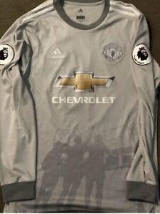 Manchester United Lingard 14 Adiddas Jersey Size Large