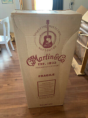 Brand New Martin Special 28 Style Dreadnought VTS Acoustic Guitar w/ 640 Case