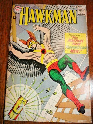 Hawkman #4 Hot Silver Age Key GVG 1st Zatanna Hawkgirl Justice League JL Dark DC