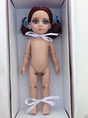 """NEW! Effanbee Tonner PRIM AND PROPER PATSY 10"""" NUDE Doll"""