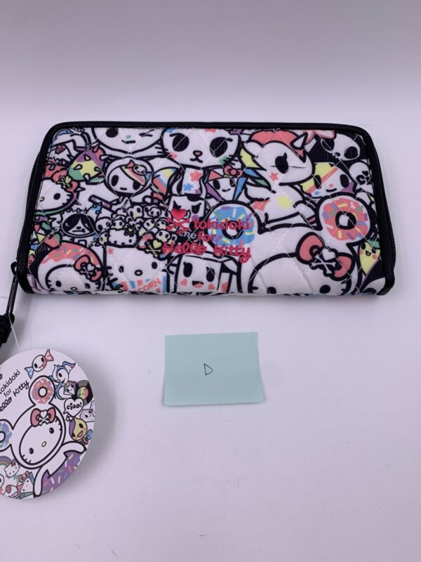 Tokidoki x Hello Kitty: Long Wallet (B2)