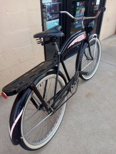 Hawthorne Montgomery Ward Balloon Tire Bicycle Pre-War Skiptooth Schwinn Elgin