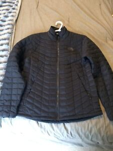 The north face thermoball stretch jacket black medium