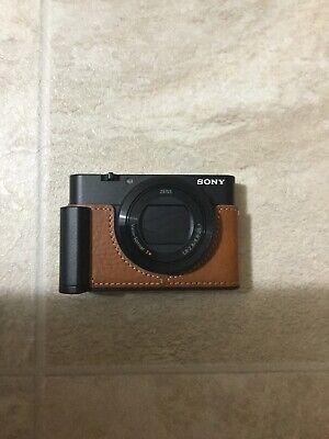 Sony Cyber-shot RX100 (series I II III IV V VI VII) accessiories