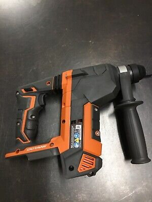 Ridgid Brushless 18v 1 Inch Sds Plus Rotary Hammer Tool Only R86711b
