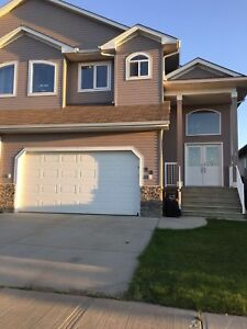 3 bedrooms, double attached garage!! New Home!!
