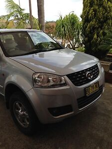 Great Wall V200 4x4 K2 2L Turbo Diesel Ute Bossley Park Fairfield Area Preview